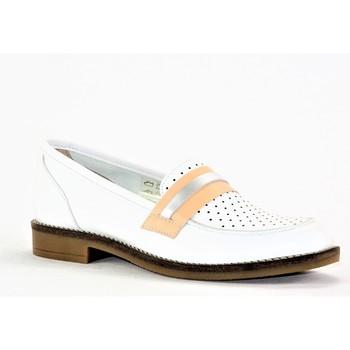 Chaussures Femme Mocassins Maroli 7428 BLANC