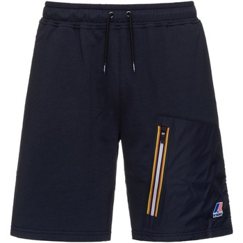 Vêtements Homme Shorts / Bermudas K-Way K00BET0 Bleu