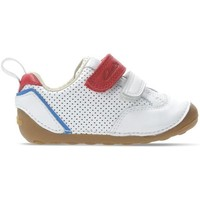 Chaussures Fille Cyclisme Clarks  Blanc