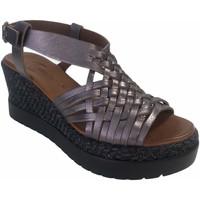 Chaussures Femme Sandales et Nu-pieds Lune Et L'autre Vanouska Bronze