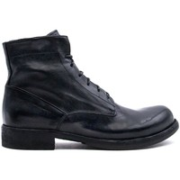 Chaussures Homme Boots Officine Creative IKON-018 NERO