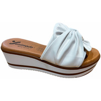 Chaussures Femme Mules Susimoda SUSI1909bia bianco
