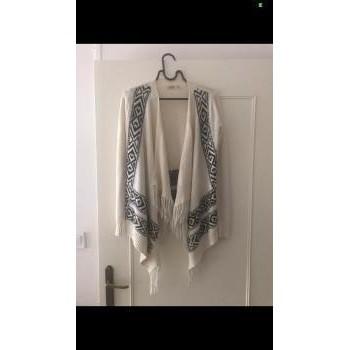 Vêtements Femme LA MODE EST A VOUS Hollister Gilet Hollister Blanc
