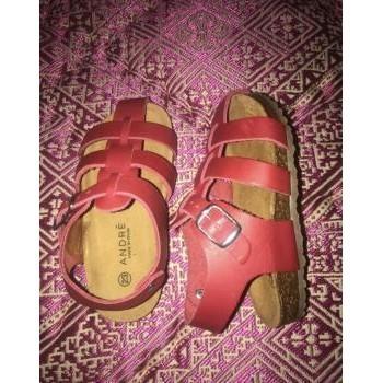 Chaussures Enfant Sandales et Nu-pieds André Sandale pour enfants Rouge