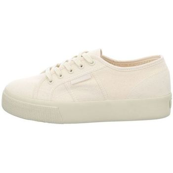 Chaussures Femme Baskets basses Superga Basket Beige