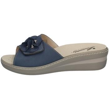 Chaussures Femme Mules Susimoda 1029/24 Bleu