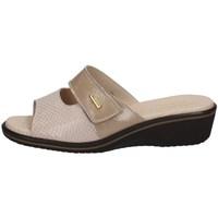 Chaussures Femme Mules Susimoda 1001/14 Jaune