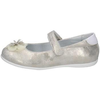 Chaussures Fille Ballerines / babies NeroGiardini E121630F Argenté