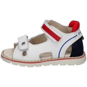 Chaussures Garçon Sandales et Nu-pieds Balducci CIT4353 BLANC