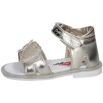 Chaussures Fille Sandales et Nu-pieds Balducci BS2540 PLATINE