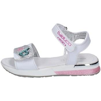 Chaussures Fille Sandales et Nu-pieds Balducci BS2441 BLANC
