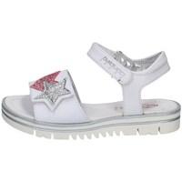 Chaussures Fille Sandales et Nu-pieds Balducci BS2260 Blanc