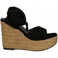 Chaussures Femme Sabots Tosca Blu OPALE c99-nero
