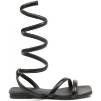 Chaussures Femme Sandales et Nu-pieds Janet&Janet ARIANA nero