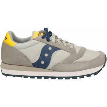 Chaussures Homme Baskets basses Saucony JAZZ O grey-yellow