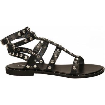 Chaussures Femme Sandales et Nu-pieds Champ De Fleurs VACCHETTA nero
