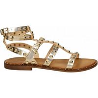Chaussures Femme Sandales et Nu-pieds Champ De Fleurs VACCHETTA platino