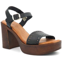 Chaussures Femme Sandales et Nu-pieds Carla Tortosa 89227 Noir