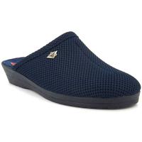 Chaussures Femme Sabots Soir & Matin Abeille Bleu