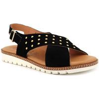 Chaussures Femme Sandales et Nu-pieds Kaola 2202 Noir