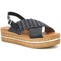 Chaussures Femme Sandales et Nu-pieds Carla Tortosa 39215 Noir