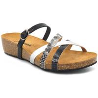 Chaussures Femme Sandales et Nu-pieds Emma 8956 Combi 78 Multicolore