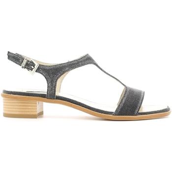 Chaussures Femme Sandales et Nu-pieds Keys 5409 Noir