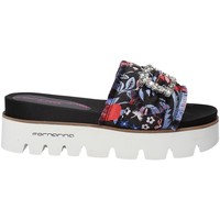 Chaussures Femme Mules Fornarina PE18FE2901 Noir