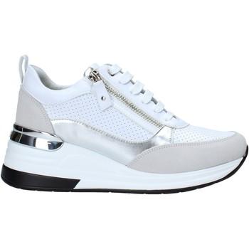 Chaussures Femme Baskets basses Keys K-4150 Blanc