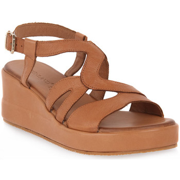Chaussures Femme Sandales et Nu-pieds Grunland CUOIO I8ZIPE Marrone