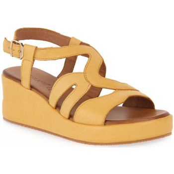 Chaussures Femme Sandales et Nu-pieds Grunland GIALLO I8ZIPE Giallo