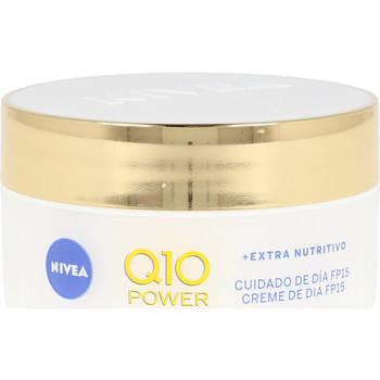 Beauté Femme Accessoires corps Nivea Q10+ Power Anti-arrugas+extra Nutritivo Spf15