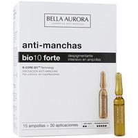 Beauté Femme Soins ciblés Bella Aurora Bio10 Forte Despigmentante Intensivo Ampollas  15 x