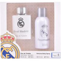 Beauté Homme Coffrets de parfums Sporting Brands Real Madrid Coffret 2 Pz