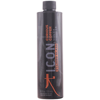 Beauté Colorations I.c.o.n. Stained Glass Curious Copper Semi-permanent Levels 3-8 300ml 30
