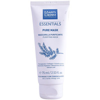 Beauté Soins ciblés Martiderm Pure-mask Pufifying Face Mask Oil & Acne-prone Skin