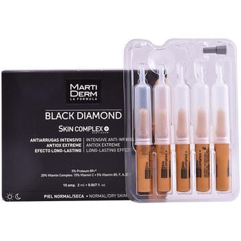 Beauté Anti-Age & Anti-rides Martiderm Black Diamond Intensive Anti-wrinkle Ampoules 10 X