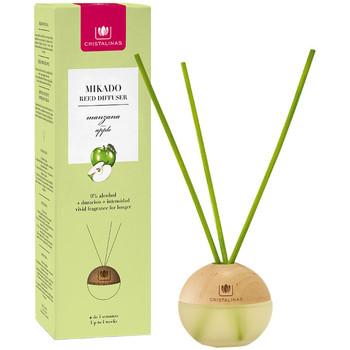 Maison & Déco Bougies, diffuseurs Cristalinas Mikado Esfera Ambientador 0% manzana
