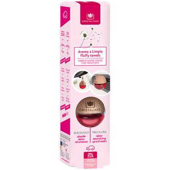 Accessoires Produits entretien Cristalinas Coche Ambientador 0% aroma Limpio