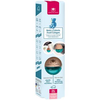 Maison & Déco Bougies, diffuseurs Cristalinas Coche Ambientador 0% bebé