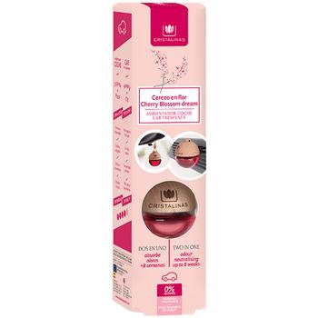 Maison & Déco Bougies, diffuseurs Cristalinas Coche Ambientador 0% cerezo