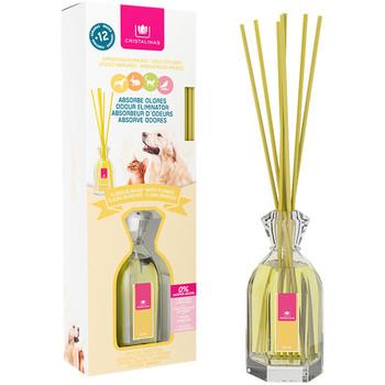Maison & Déco Bougies, diffuseurs Cristalinas Mascotas Ambientador Mikado 0% flores Blancas  90 m
