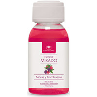 Maison & Déco Bougies, diffuseurs Cristalinas Mikado Recambio Esencia moras  100 ml