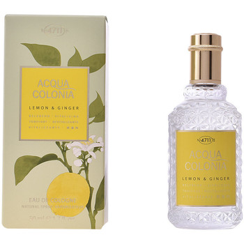 Beauté Femme Eau de toilette 4711 Acqua Eau De Cologne Lemon & Ginger Edc Splash & Spray  50