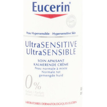 Beauté Hydratants & nourrissants Eucerin Ultra Sensitive Cuidado Calmante Piel Normal&mixta  50 m