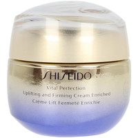 Beauté Femme Anti-Age & Anti-rides Shiseido Vital Perfection Uplifting & Firming Cream Enriched