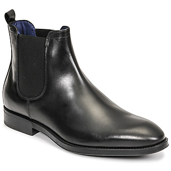 Chaussures Homme Boots Azzaro SEVILLE Noir