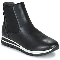 Chaussures Femme Boots Jana HOULIA Noir