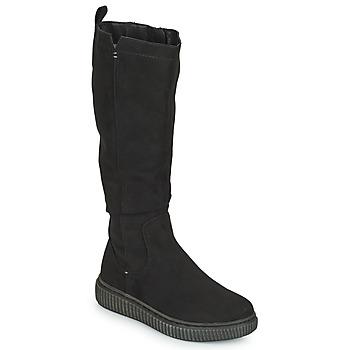 Chaussures Femme Bottes ville Jana KAMIRA Noir