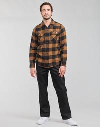 Vêtements Homme Pantalons 5 poches Dickies ORIGINAL FIT STRAIGHT LEG WORK PNT Noir